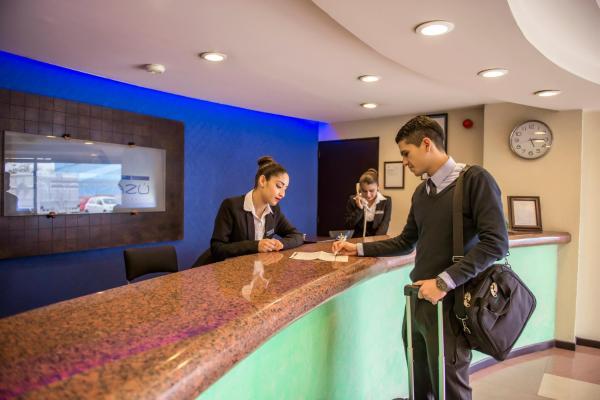 Aranzazu Plaza Kristal Hotel Aguascalientes