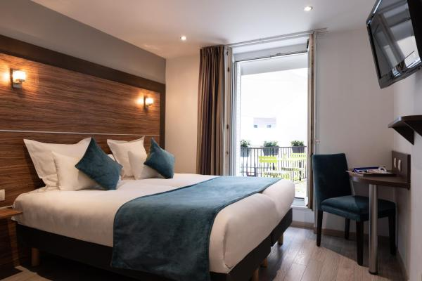 Comfort Hôtel Lamarck_1