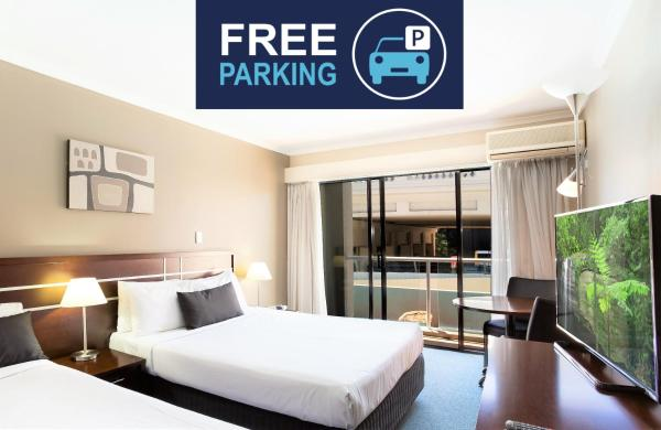 Riverside Southbank Hotel Brisbane
