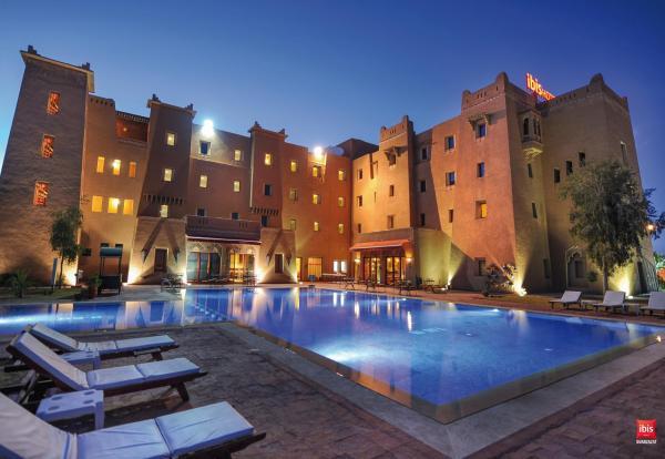 Ibis Moussafir Hotel Ouarzazate