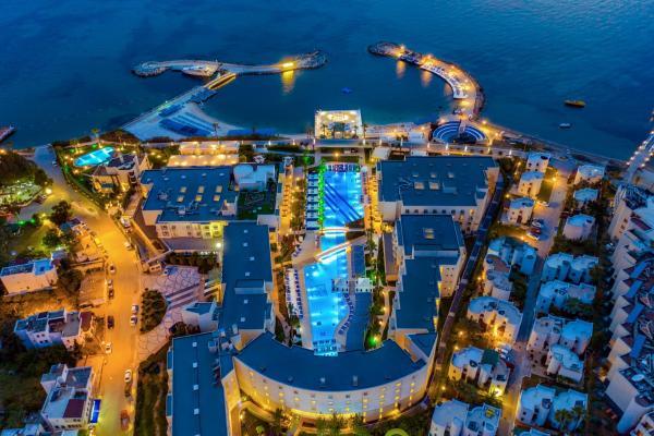La Blanche Spa & Resort Hotel Bodrum