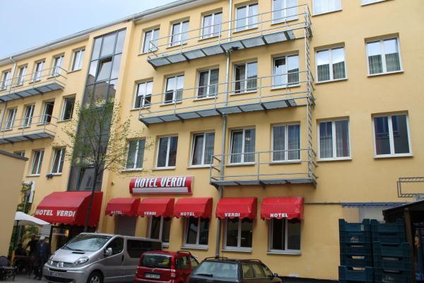 Verdi Hotel Munich