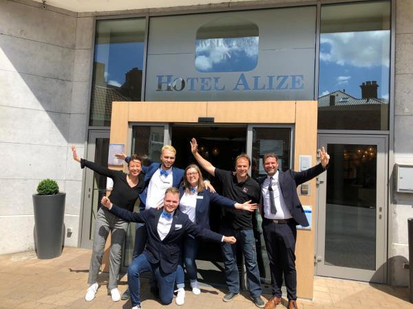 Best Western Hotel Alize Mouscron
