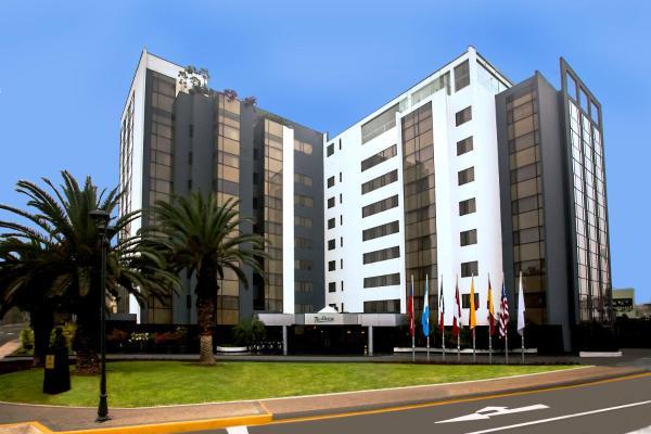 Plaza del Bosque Apart Hotel Lima (Peru)