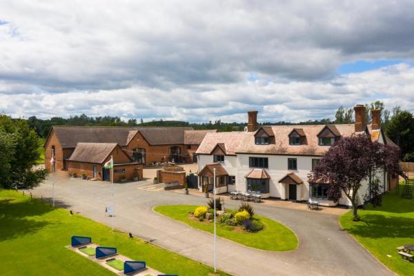 Ingon Manor Hotel Golf & Country Club