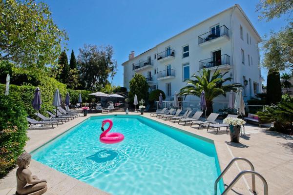 La Villa de l'Ambassadeur Hotel Antibes