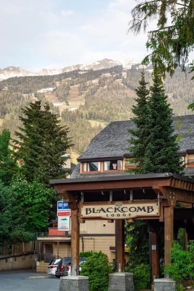 Blackcomb Lodge Whistler