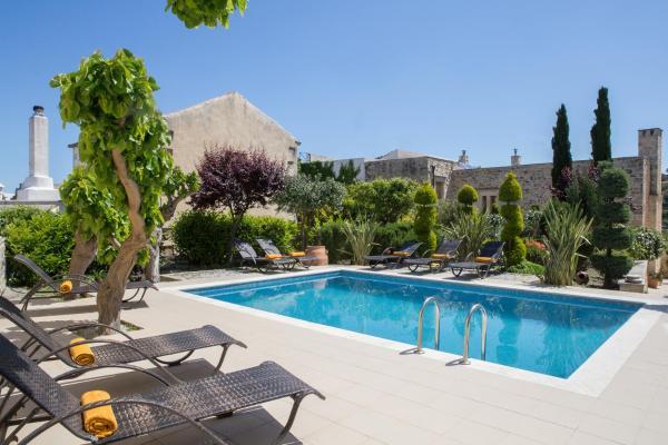 Arcus Luxury Villas Georgioupolis