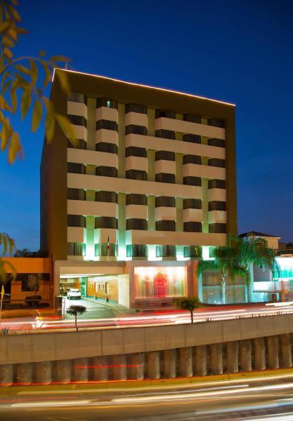 Hotel Guadalajara Plaza Ejecutivo Lopez Mateos