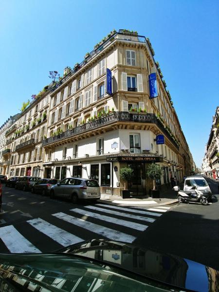 Best Western Aida Opera Hotel Paris