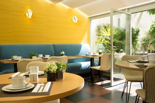 Best Western Villa Des Artistes Hotel Paris