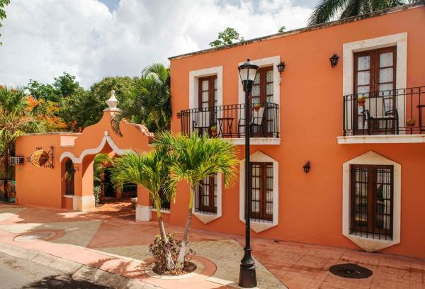 Hacienda San Miguel Hotel Cozumel