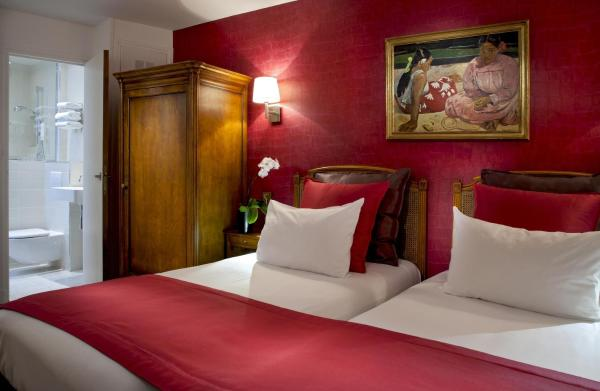 Best Western Tour Eiffel Invalides Hotel Paris
