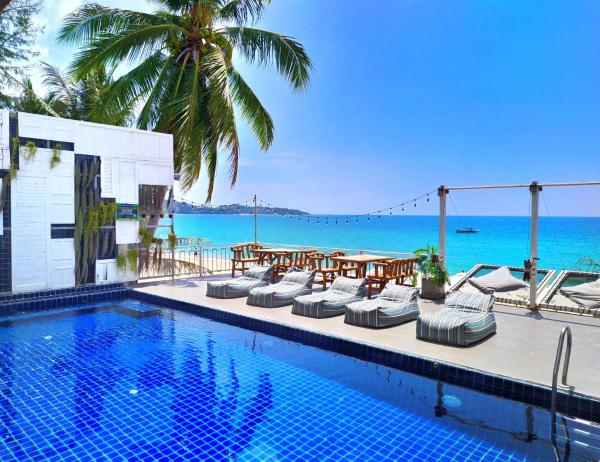 Rich Resort Beachside Hotel Samui