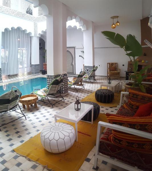 Hotel Riad Amlal_1