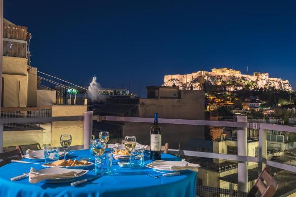 Syntagma Voulis Apartment