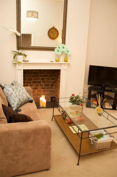 Hammersmith Apartment_1