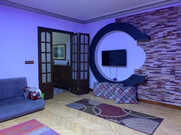 38 Syria Apartment