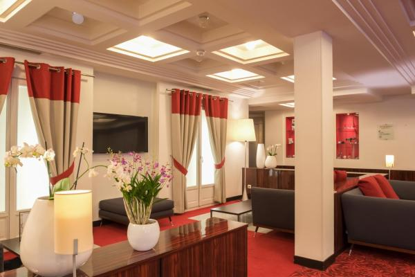The Residence Richemont Hotel Paris