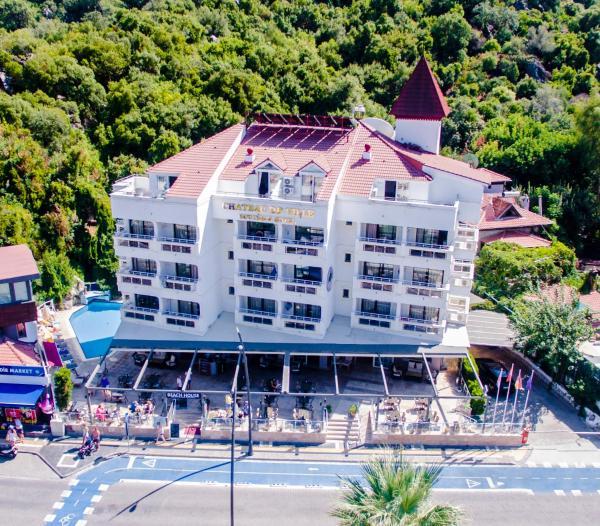 Hotel Chateau de Ville