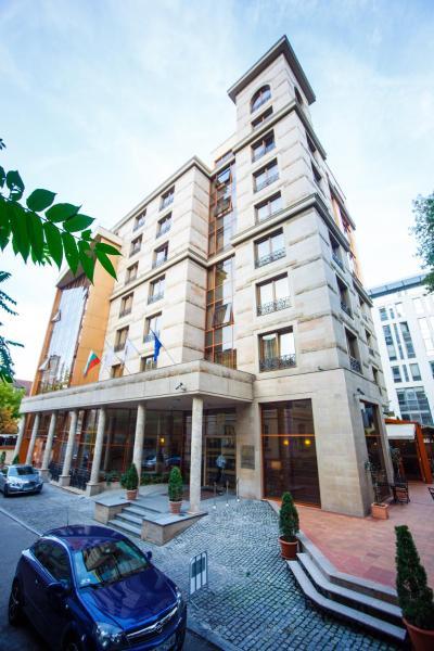 Arena Di Serdica Boutique Hotel Sofia