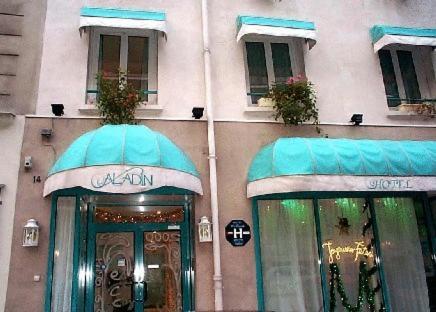 Aladin Hotel Paris