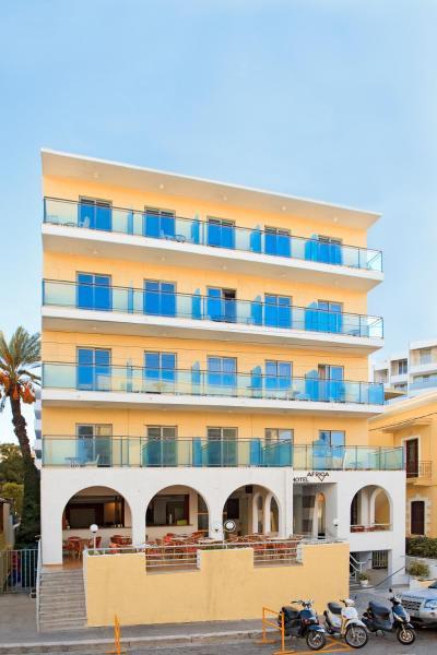 Africa Hotel Rhodes