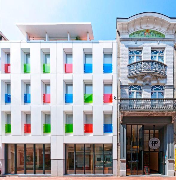 Pantheon Palace Hotel Blankenberge