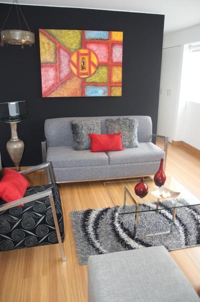 Bajada Balta Apartment in Miraflores