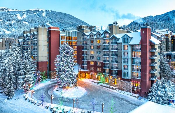 Hilton Resort And Spa Hotel Whistler
