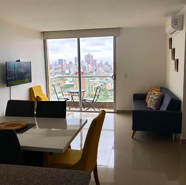 Apartamento amoblado Dalì