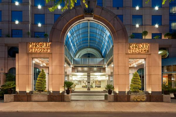 Marquis Reforma Hotel Mexico City