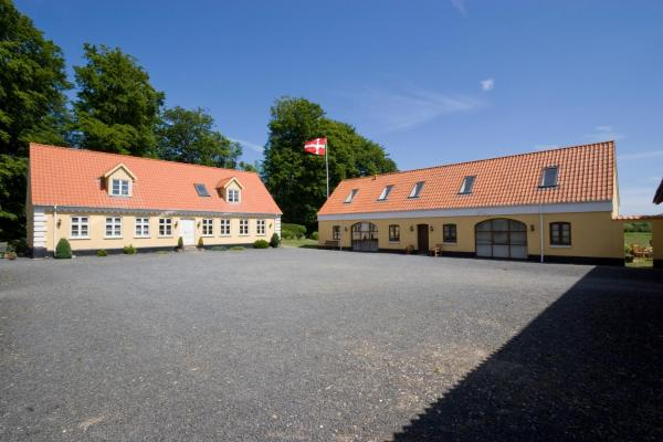Munkebjerg Bed and Breakfast Børkop
