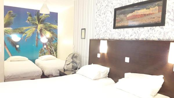 La Vieille France Hotel Paris