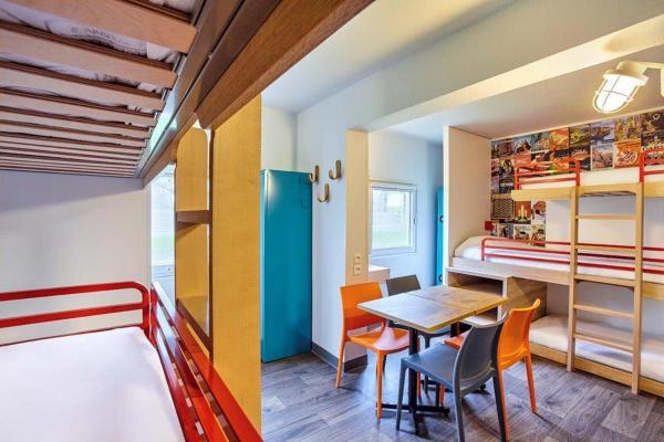 Hotelf1 Moret Fontainebleau Rue Simone Michel Lévy Zone