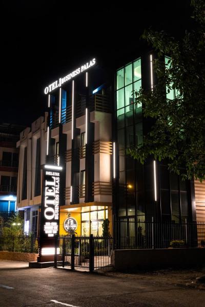 Business Palas Otel