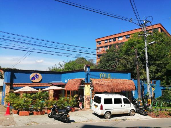 Yolo Hostel Medellin