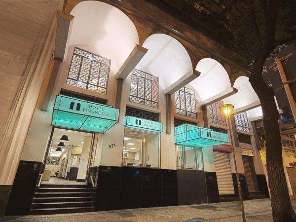 Financial Hotel Belo Horizonte