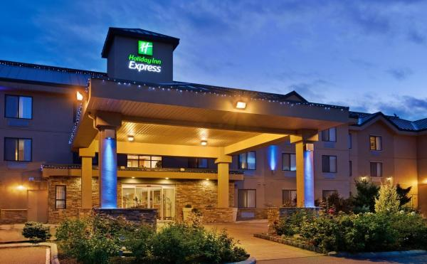 Holiday Inn Express And Suites Hotel Vernon