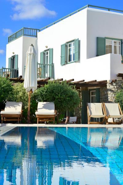 Pelican Bay Art Hotel Mykonos
