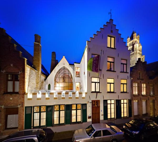 Huis 't Schaep Guest House Bruges