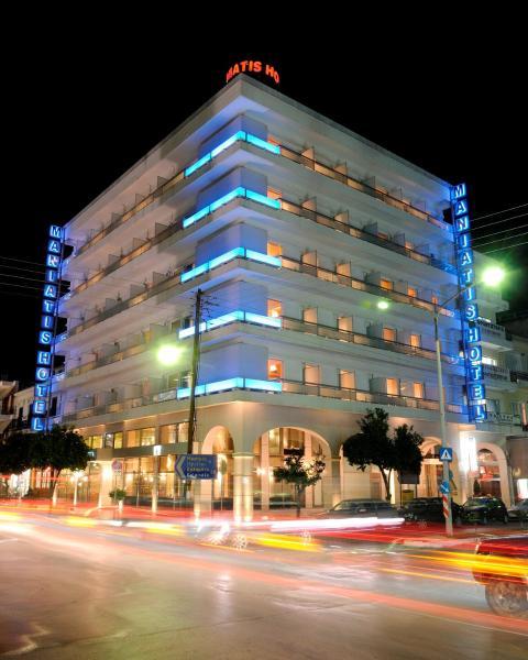 Maniatis Hotel Sparti (Greece)