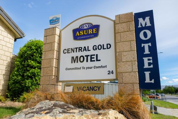 Central Gold Motel Cromwell