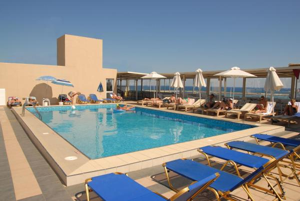 Achillion Palace Hotel Rethymno