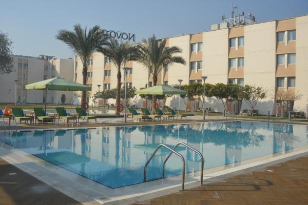 Novotel Airport Hotel Cairo