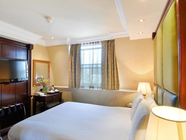 Shaftesbury International Hotel Hyde Park London