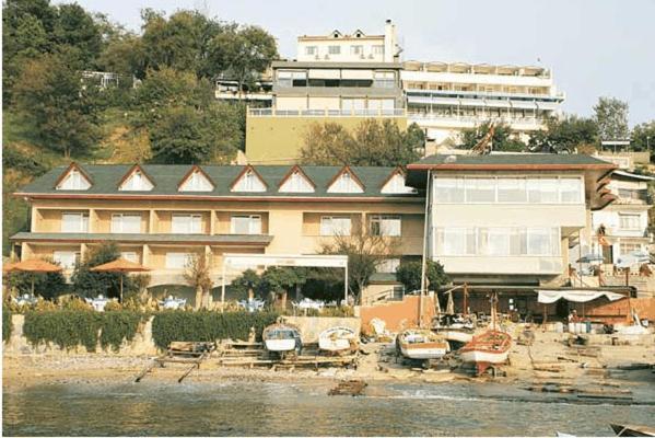 Yali Hotel Kilyos