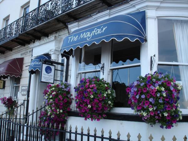 The Mayfair Hotel Weymouth