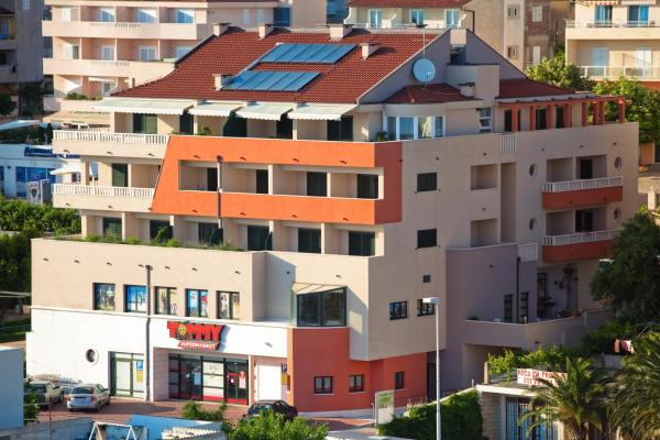 Agava Apartments Makarska