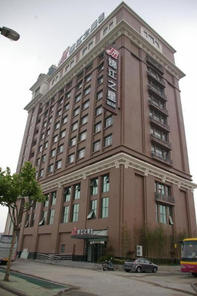 JJ Inns Shanghai Songjiang University Town